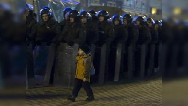 Los resultados electorales despiertan a Moscú