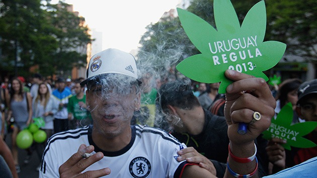 Uruguay: Entra en vigor la ley que regula la producción y consumo de cannabis