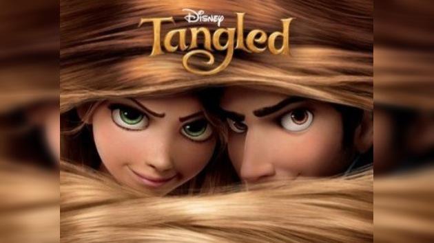 Se estrena 'Enredados', la nueva cinta de animación en 3D de Disney