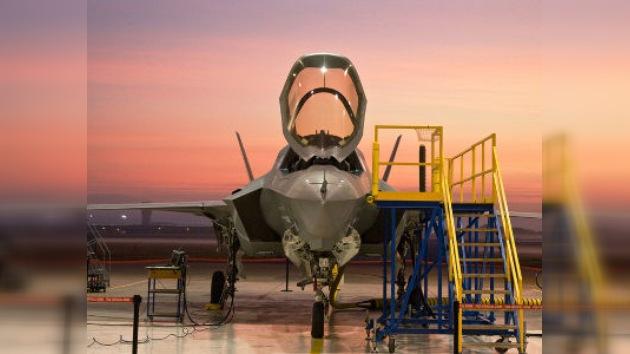 Informe confidencial del Pentágono: los fallos de diseño lastran el 'despegue' del F-35