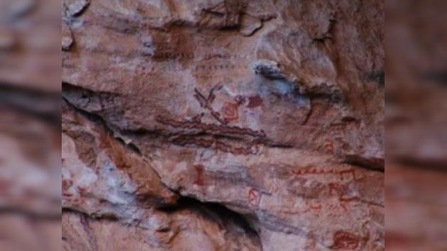 Tecnologías digitales ayudan a conservar pinturas rupestres mexicanas