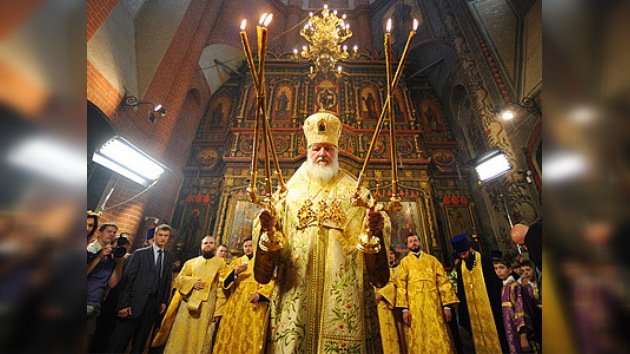Rusia celebra el Día de su bautismo