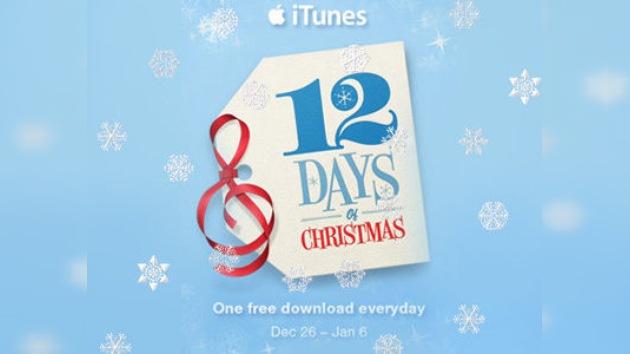 Apple celebra la Navidad con 12 días de regalos