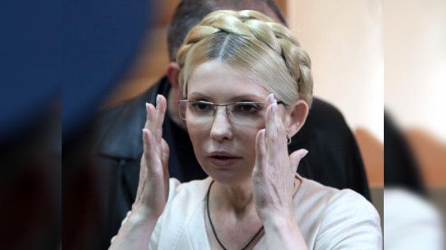 ¿Serán pocos 7 años de prisión para la ex primera ministra ucraniana?