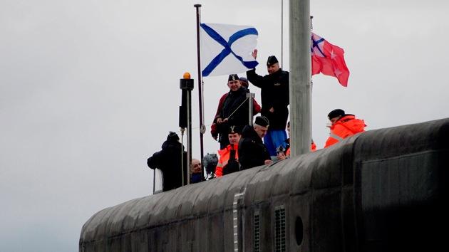 Entra en servicio el primero de los nuevos submarinos estratégicos rusos
