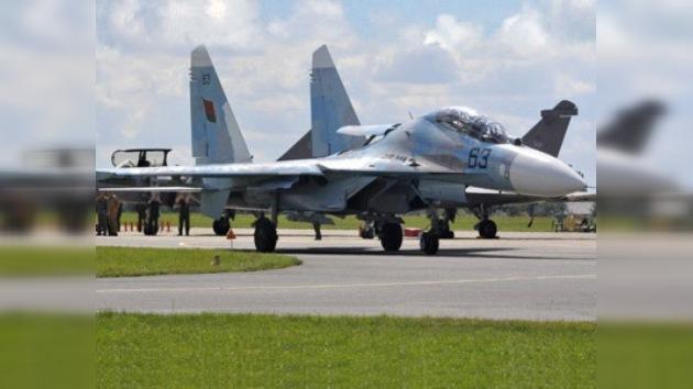 Tres empleados rusos de Sukhoi mueren en Indonesia
