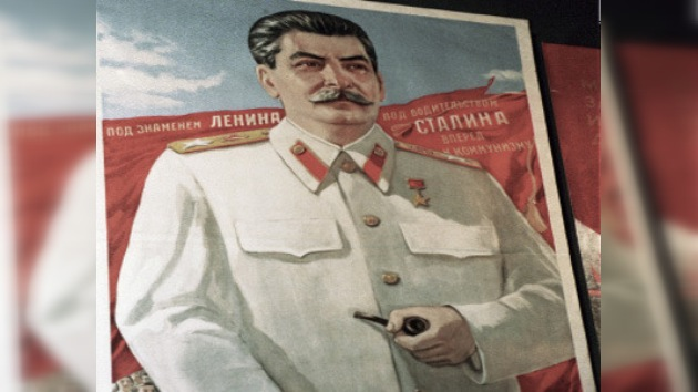 Se reaviva conflicto en torno a los retratos de Stalin en Moscú