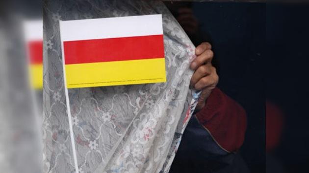 Osetia del Sur no elige presidente en 1ª  ronda pero decide que el ruso sea idioma oficial