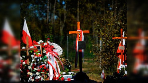 Polonia y Rusia conmemoran el segundo aniversario de la tragedia aérea en Smolensk