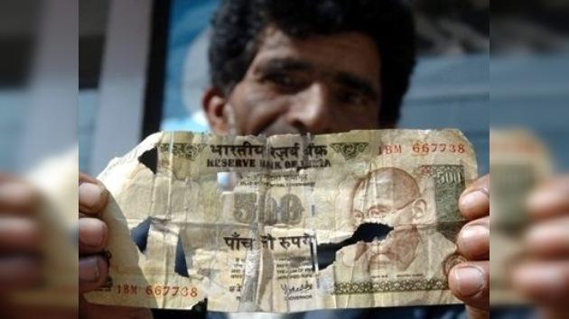 Termitas penetran en la caja fuerte de un banco indio y se comen más de 200.000 dólares