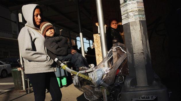 La pobreza infantil: un cáncer de los países desarrollados
