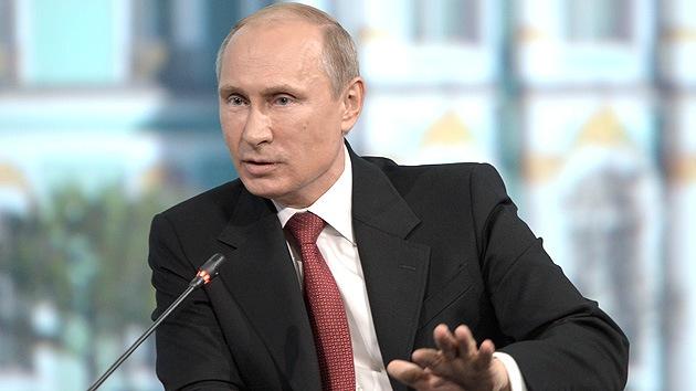 Las mejores citas de Putin en el Foro Económico Internacional de San Petersburgo