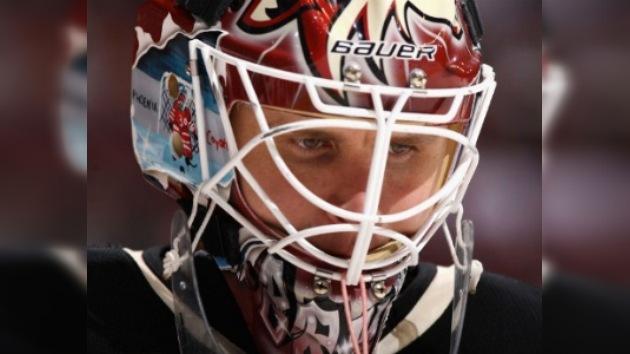 Ilya Bryzgálov se convierte el portero mejor pagado de la historia de la NHL