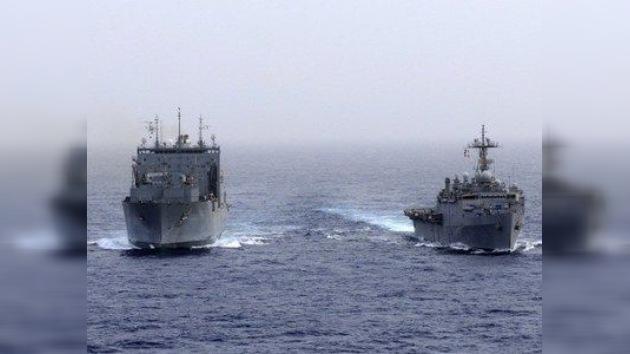 EE. UU. prepara una base naval en Oriente Próximo por la tensión con Irán