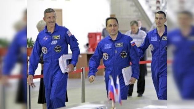 La próxima tripulación de la EEI aprueba el examen para ir al espacio
