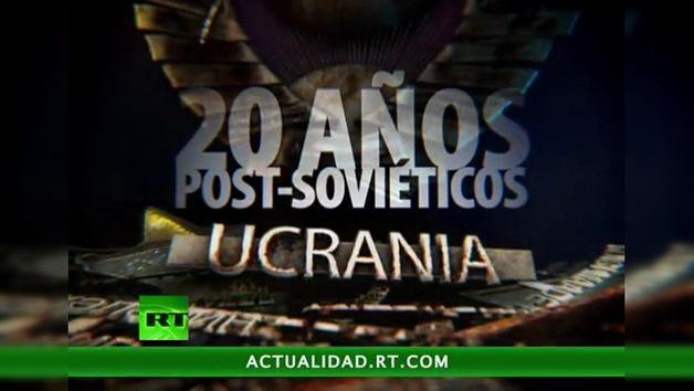 20 AÑOS POST-SOVIÉTICOS : UCRANIA