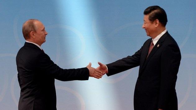 ¿Por qué China admira a Putin?