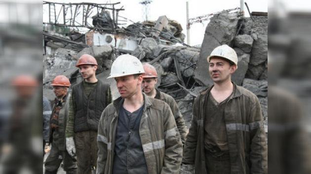"""Dueños de mina Raspádskaya: """"el metano no pudo ser causa de la explosión"""""""