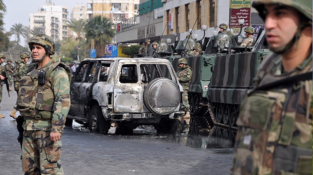 Atentan contra un ministro libanés que apoya a Al Assad