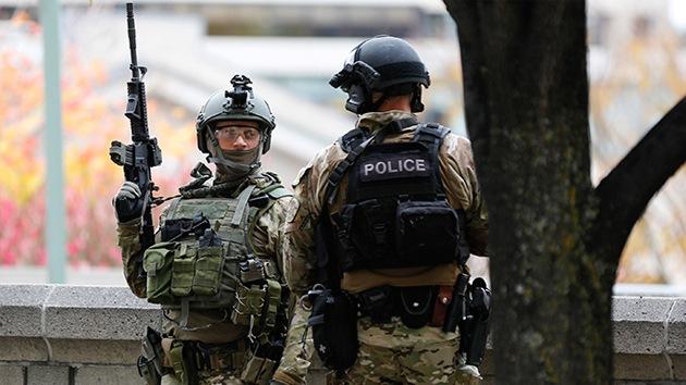 Canadá envía Policía Militar a Ucrania
