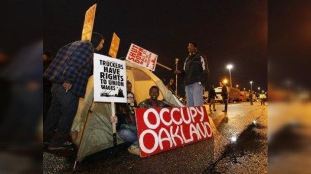 California: nuevas protestas de 'indignados' en Oakland
