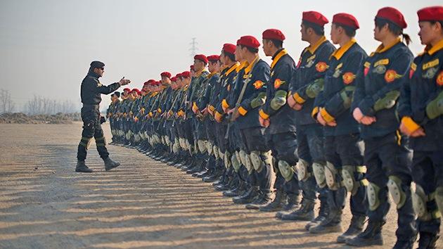 """""""Xi Jinping prepara al ejército chino para la guerra"""""""