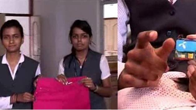 Las indias 'se blindan' con el pantalón, calzado y sostén 'antiviolaciones'