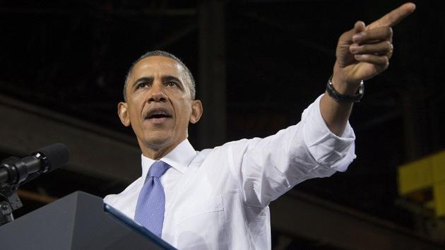 """Obama: """"Puede que tome acciones en Sudán del Sur"""""""