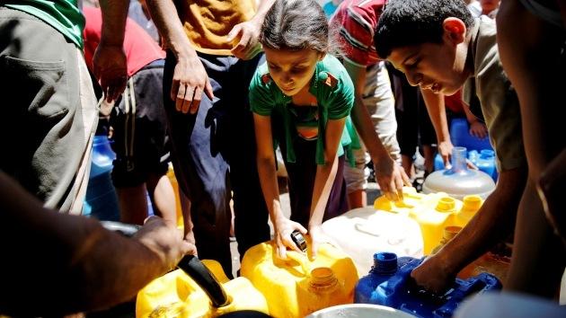 Gaza busca un alto el fuego en medio del colapso humanitario