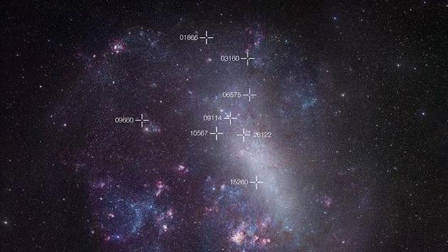 Cálculos de alta precisión establecen la distancia entre la Tierra y su galaxia vecina