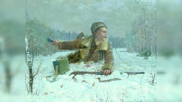 Se busca: arte ruso robado
