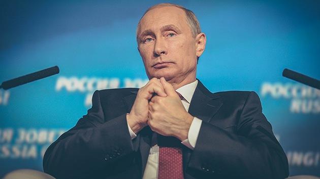 Las mejores citas de Putin de la entrevista concedida al diario serbio 'Política'