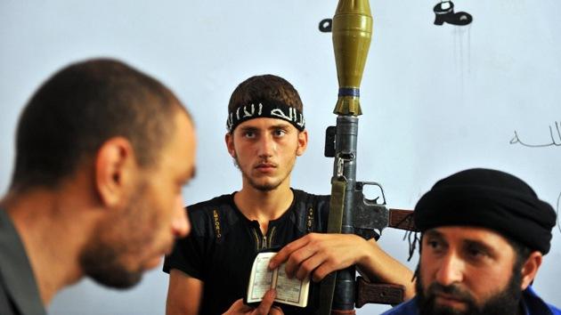Extremistas extranjeros quieren hacer de Siria un Estado regido por la charia