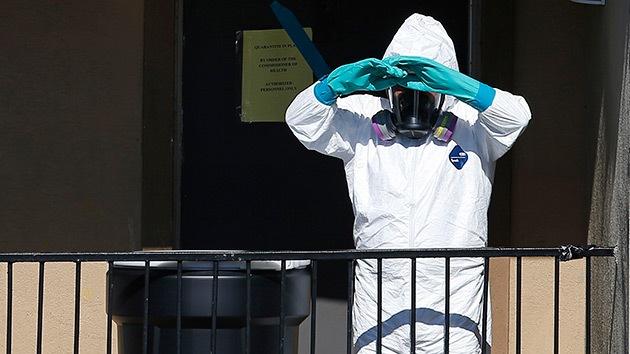 EE.UU.: Connecticut declara la emergencia de salud pública por el ébola