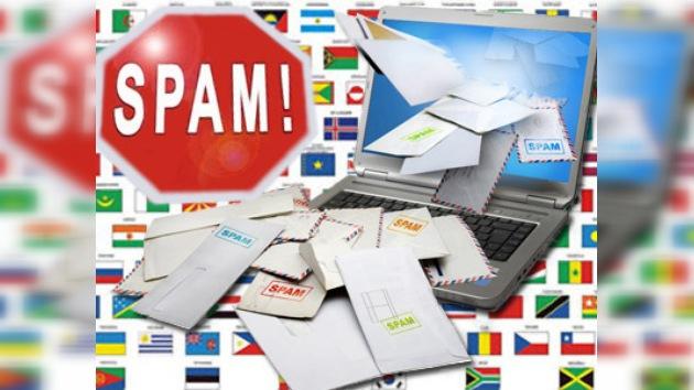Rusia forma parte de los 10 países líderes en la divulgación de 'spam'