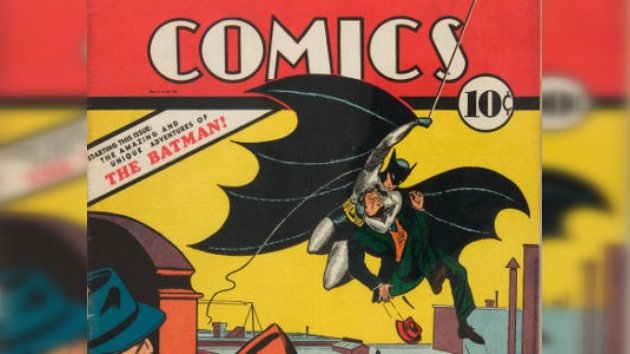 Otro millón de dólares para los cómics
