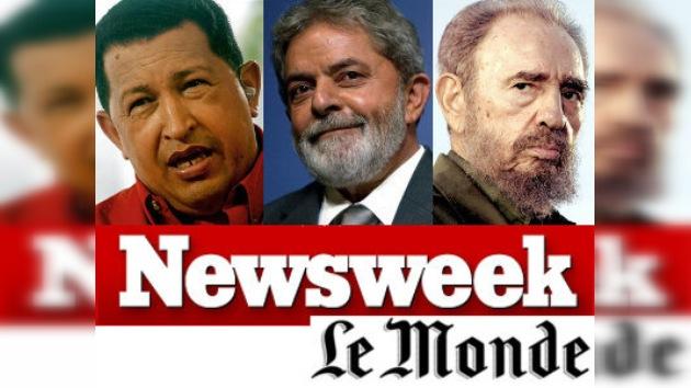 Newsweek publica predicciones sobre Castro y Chávez