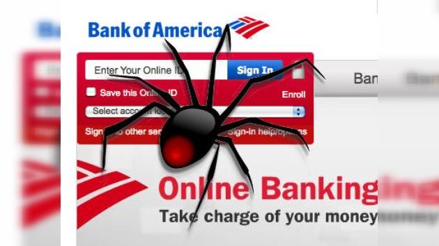 Los hackers lanzan un ataque informático contra Bank of America