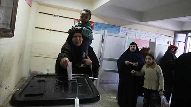 """""""El referendo no es el fin del camino"""": La oposición egipcia impugnará el resultado electoral"""