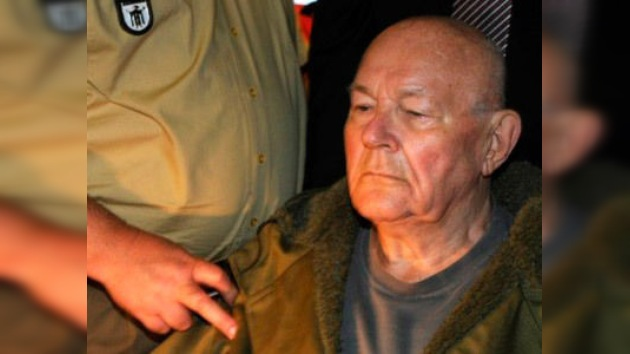 El criminal nazi Iván Demianiuk pide ayuda financiera a Alemania