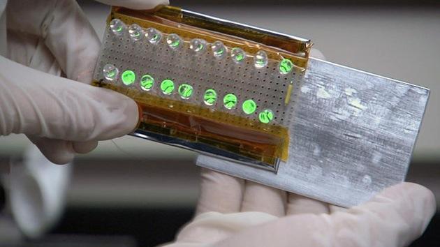 Adiós a la batería baja: diseñan un generador de energía que funciona con la fricción