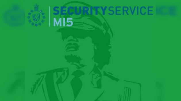 El MI5 desveló datos sobre refugiados políticos libios a agentes de Gaddafi