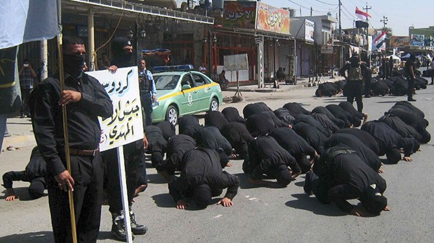 """Diplomático británico denuncia la """"limpieza étnica"""" en Irak y el silencio de Occidente"""