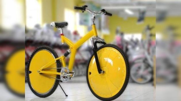 Llega la primera bicicleta eléctrica inalámbrica