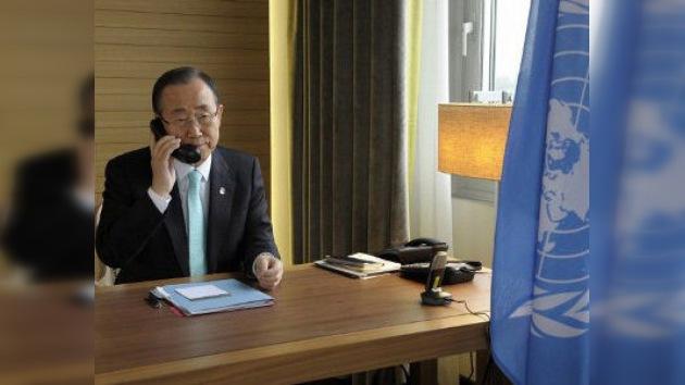 El Consejo de Seguridad de la ONU plantea el envío inmediato de observadores a Siria