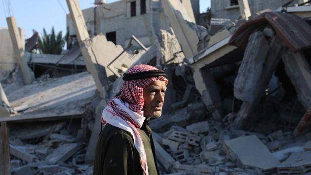Israel y Hamás acuerdan una nueva tregua de tres días