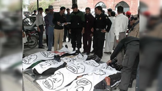 Al menos ocho muertos tras los ataques en un hospital de Pakistán