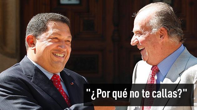 Las frases más insólitas del Rey de España Juan Carlos I