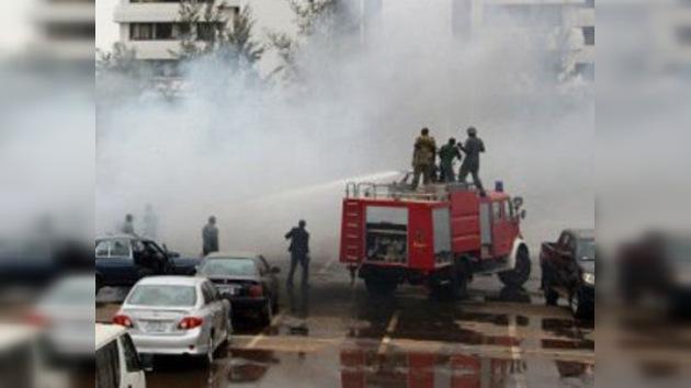 Una bomba explota en la sede de la ONU en Nigeria
