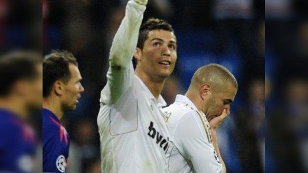 El Real Madrid se clasifica para cuartos de final de la Liga de Campeones